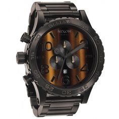 New Authentic NIXON 51-30 Watch CHRONO Tiger A0831073 A083-1073 Free Shipping | Jewelry & Watches, Watches, Parts & Accessories, Wristwatches | eBay!