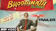 """Bhoothnath Returns"" Trailer (Official) | Amitabh Bachchan, Boman Irani ..."