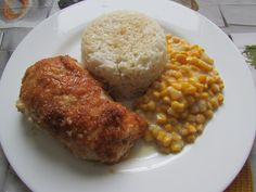 Kulinarne Wariacje: Kurczak z kukurydzą
