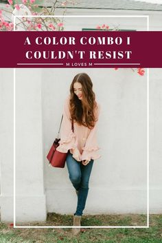 I am loving this red and pink color combo in fashion and beauty this year!