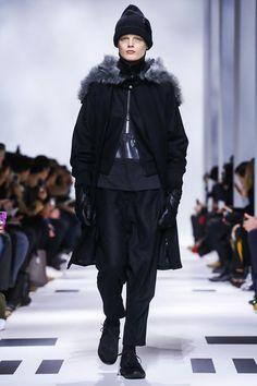 Y-3 Menswear Fall Winter 2015 Paris trend unisex