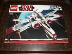 Lego 8088 Star Wars The Clone Wars ARC-170 Starfighter - 100% Complete