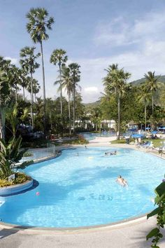 Phuket Patong beach, Club Andaman Beach Resort