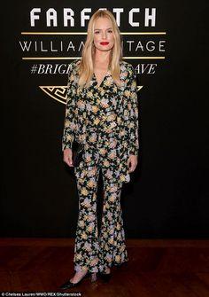 Krysten Ritter, Keri Russell, Kirsten Dunst, Keira Knightley, Kate Moss, Kristen Stewart, Kate Bosworth Style, Amal Clooney, Gianni Versace