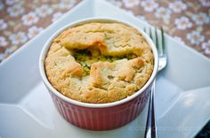 """Spinach and Artichoke """"Souffle"""" Vegan and Gluten free"""