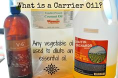 What is a Carrier oil? | Naturally His