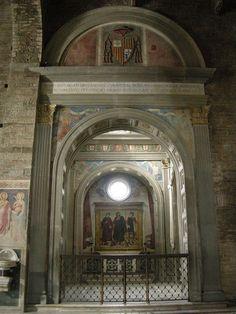 Cappella del cardinale di portogallo 01.1 - Category:Cappella del Cardinale del Portogallo - Wikimedia Commons