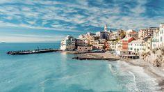 Bogliasco Village - Liguria, Italy