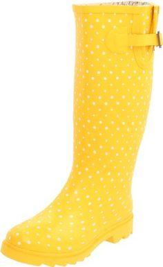 Chooka Women's Posh Dots Rain Boot Chooka, http://www.amazon.com/dp/B002FZKNPA/ref=cm_sw_r_pi_dp_XJSGqb1KNFAS5