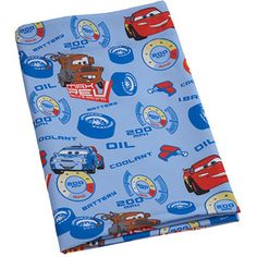 Purchase the Disney - Cars Max Rev 4-piece Toddler Bedding Set at Walmart.com. Save money. Live better.