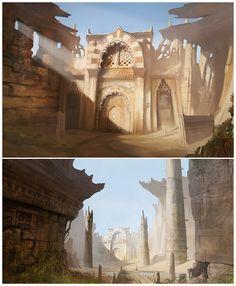 Prince of Persia , Bruno Gentile - Hydropix on ArtStation at https://www.artstation.com/artwork/prince-of-persia-5148d788-be76-4d4e-bd5e-e3e4438324cc