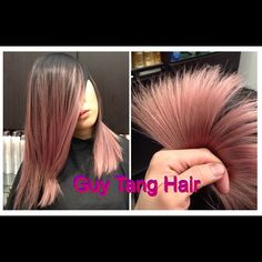 Pink Champagne Ombre by Guy Tang