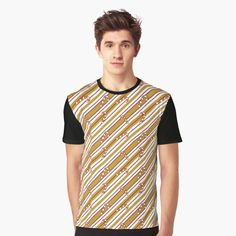 """""""Christmas pattern with candy canes"""" T-shirt by Lenka24   Redbubble"""