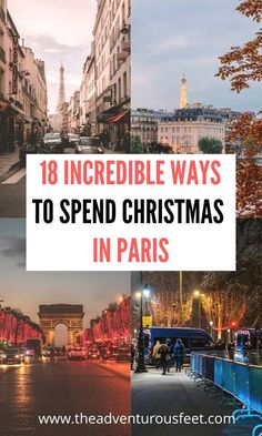 Going to paris this festive season? Here are the best ways to celebrate Christmas in Paris. Christmas in Paris decorations Paris Christmas Market, Best Christmas Markets, Christmas Travel, Christmas Christmas, Christmas Lights, Sweet Sixteen, Laduree Paris, France Travel, Cool Places To Visit