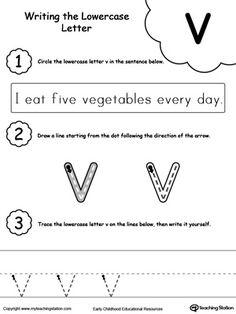 50 Best Letter V Images Preschool Alphabet Preschool Letters