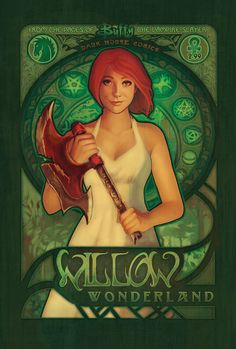 Buffy the Vampire Slayer: Willow by Megan Lara