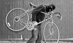 Bike - Attach Trackimo to your bike incase of it getting stolen