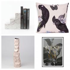 Olivia's Fab Four Insta-Finds - The Interiors Addict Bookends, Addiction, The Past, Pretty, Interiors, Beautiful Things, Image, Home Decor, Products