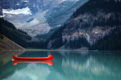 Lake Louise in Banff National Park by Shauna Kenworthy on 500px