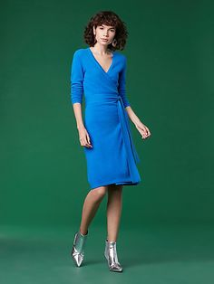 ce8f54704118 27 Wrap Dresses for Easy Summer Dressing