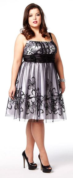 cbe7870fd37 A Cocktail Dress for All Occasions - CurvyPlus. Dresses For Apple ShapeApple  ...