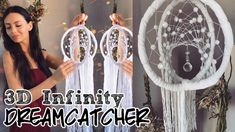 DIY 3D Interlocking Dreamcatcher WebTutorial