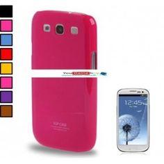Carcasa protectora de TPU Marca SGP para Samsung Galaxy SIII/i9300. SU precio 6.99 euros con envío GRATIS!!!