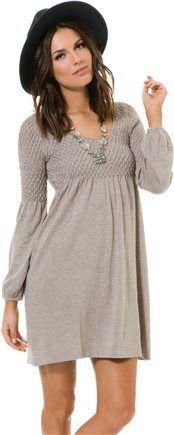 Angie Rae sweater dress. http://www.swell.com/New-Arrivals-Womens/ANGIE-RAE-SWEATER-DRESS?cs=YB