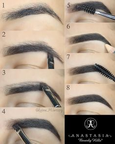 Yeah that's right you only need perfects eyebrows & your make up will look great So as you can see it's not that hard. Here are some make up ideas Eyebrow Makeup Tips, Makeup Guide, Eyeshadow Makeup, Beauty Makeup, Hair Makeup, Cute Makeup, Gorgeous Makeup, Makeup Looks, Maquillage On Fleek