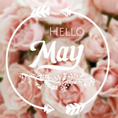 May Mayo Days And Months, 12 Months, Hello May, Place Cards, Place Card Holders, Graphic Design, Seasons, Image, Frases