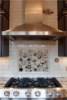 talavera and subway tile kitchen backsplash - google search