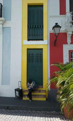 Casa mas pequeña del mundo,en el viejo san juan ,puerto rico