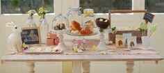 valdirose: Easter table
