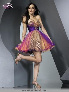 8th Grade Graduation Dresses With Straps 2015 40286 | IMGFLASH
