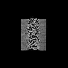 "Unknown Pleasures - Joy Division (Factory, 1979): ""This was the first and only time that the band gave me something that they'd like for a cover."""