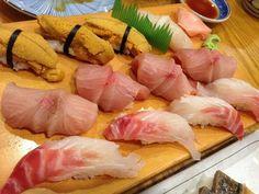 Nigiri is definitely my go to sushi dish. What's yours?