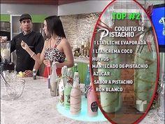 Cocina al Día:Top Five de los Coquitos | Telemundo de Puerto Rico canal líder en telenovelas, noticias y entretenimiento | Videos