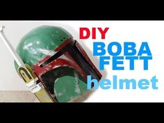 How I Build recycled materials low budget Boba Fett Helmet - part 1 - please subscribe! template (thanks!): http://www.thedentedhelmet.com/f23/boba-fett-helm...