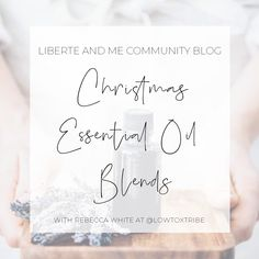Christmas is just around the corner and our Community Contributor Rebecca at @lowtoxtribe has treated us to her ultimate list of holiday diffuser and room spray blends! Simple things can be powerful to our mood and environment...and these blends are so beautiful 🎄Click in the link to read x Essential Oil Blends, Essential Oils, Holiday List, Simple Things, Spray Bottle, Diffuser, Environment, Corner, Community