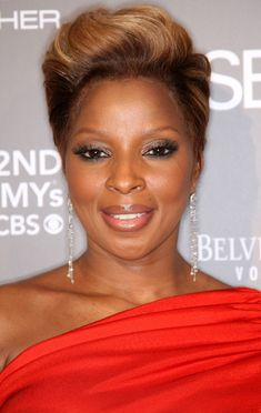 Mary J. Blige @ Essence Black Women in Music Event