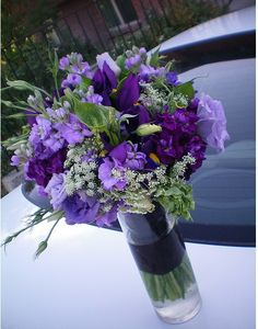 bouquet option (color and style)