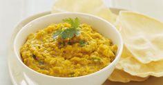 Indisches Linsengericht (Dal) ist ein Rezept mit frischen Zutaten aus der Kategorie Hülsenfrüchte. Probieren Sie dieses und weitere Rezepte von EAT SMARTER!