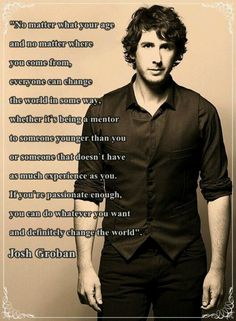Groban february song meaning Josh