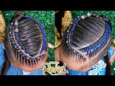 Toddler Hair, Lady, Hair Styles, Beauty, Up Dos, Costumes, Girls Braids, Hairstyles Videos, Teenage Hairstyles