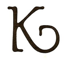 278 Best The Letter K Images Letter K Letters Quilling
