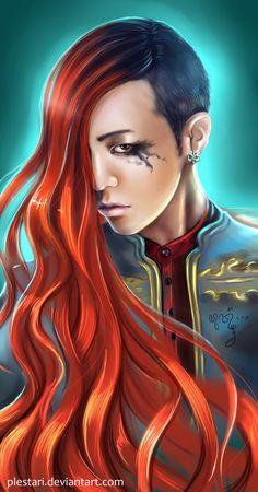 G-dragon by Plestari.deviantart.com on @deviantART