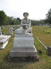 Crystal Springs Cemetery, Crystal Springs (Copiah County), Mississippi.