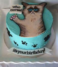 Cat Birthday Cake - Bing Images