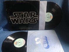 SUPER RARE, and MEGA COOL RECORD!!! This is the one that started it all, John Williams is a master in the art of film scoring, and this is his