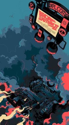 Back to the Future 2 — by Matt Taylor